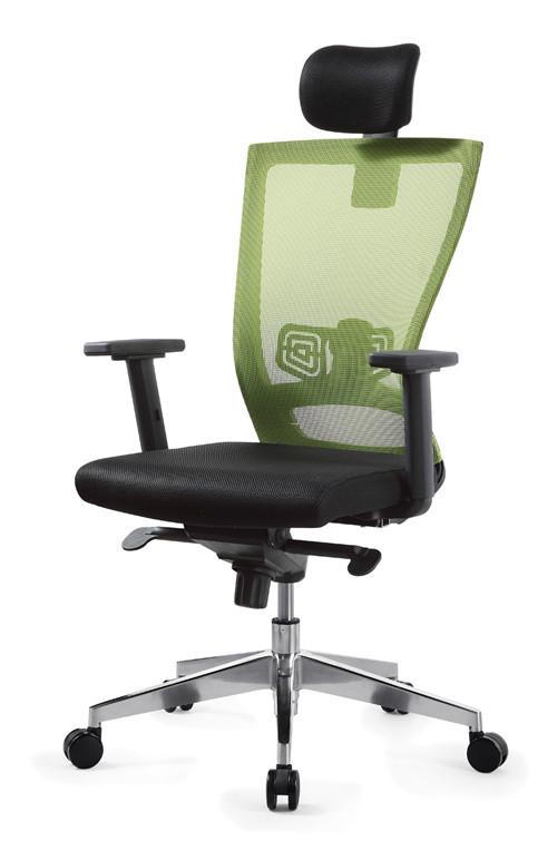 High Back Green Ergonomic Home Office Work Furniture Desk Swivel Mesh office Chair