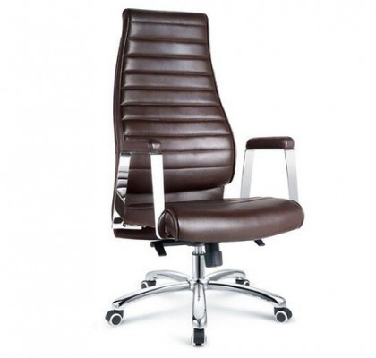 China supplier high quality metal promotional luxury fancy office chairs high back leather director computer chair