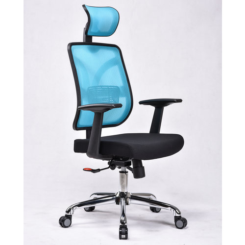 Competitive Price Multifunctional With Lumbar Support Mesh Office Chair Breathable Cushion Ergonomic Chair -1