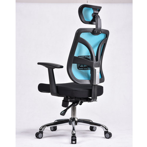 Competitive Price Multifunctional With Lumbar Support Mesh Office Chair Breathable Cushion Ergonomic Chair -3