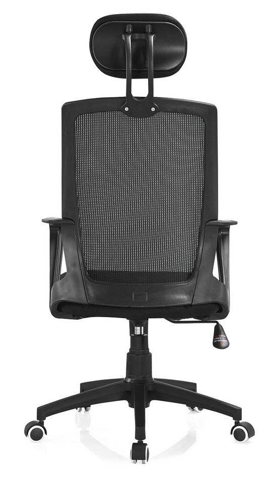 High Back Mesh with Wheels Swivel Office Furniture Computer Chair Smart Executive Chair -8