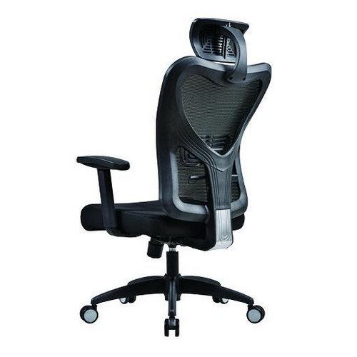 Hot sell wheel base ergonomic mesh office chair -2
