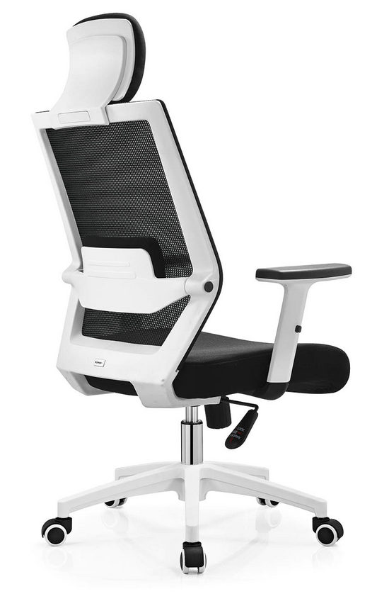 New style plastic gaming computer chair ergonomic mesh racing chairs -1