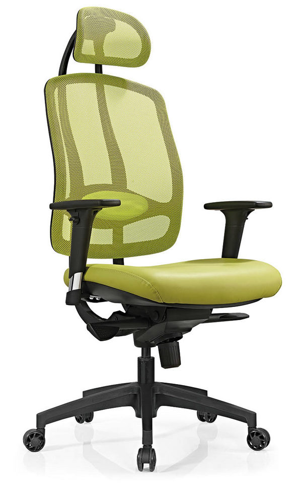 Office Executive Computer Chairs Mechanism Base Functional Strong Chairs -1