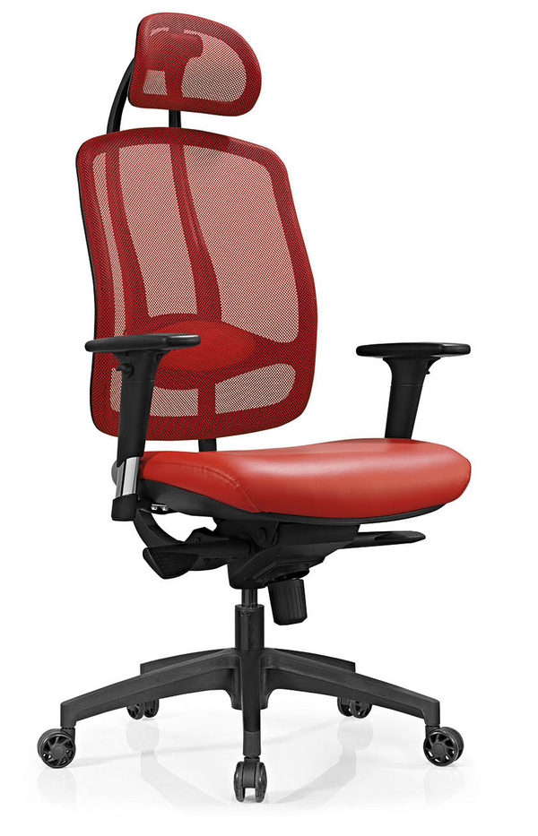 Office Executive Computer Chairs Mechanism Base Functional Strong Chairs -2