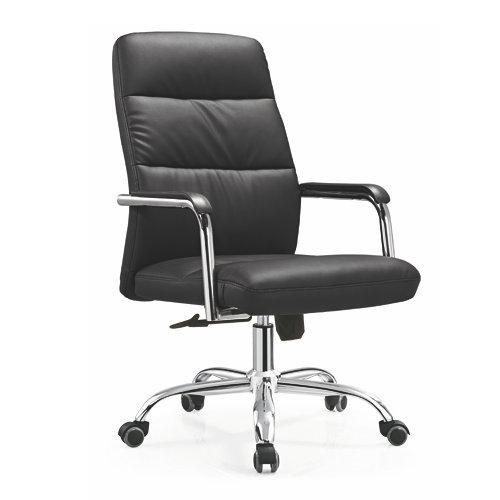 cheap ergonomic pu leather executive office task computer desk chair