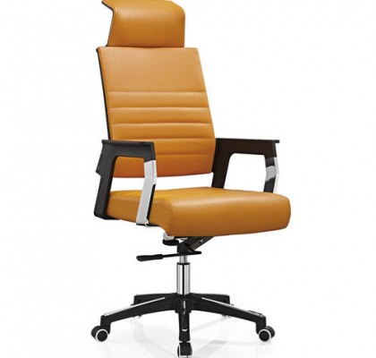 Modern PU PVC office computer chair staff durable task chair conference meeting room chair