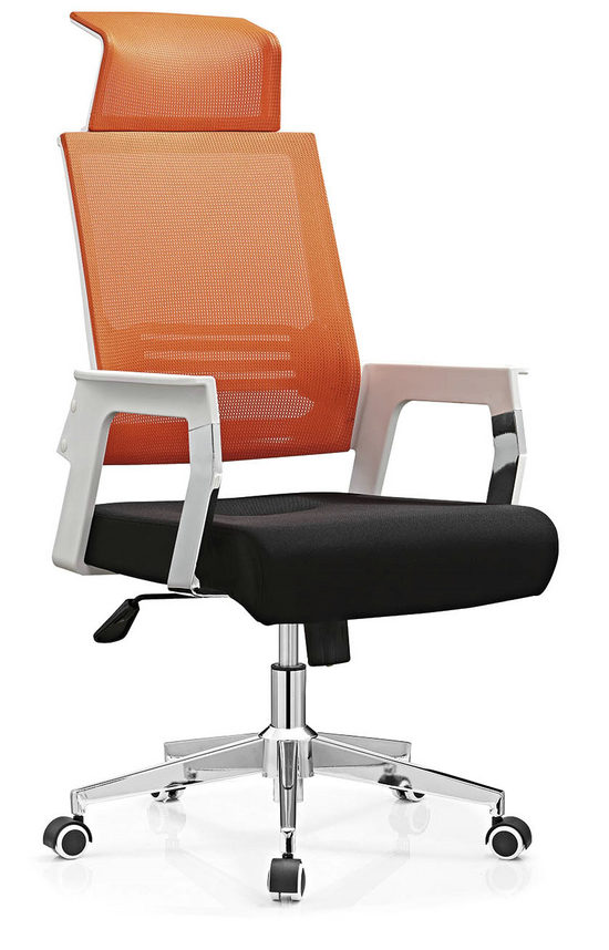 low price comfortable mesh fabric ergonomic best gaming computer office chair Foshan supplier -1