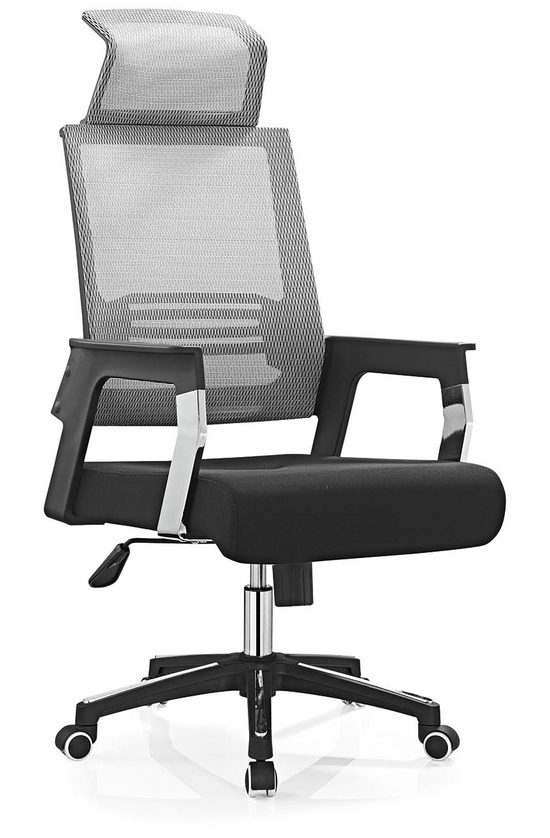 low price comfortable mesh fabric ergonomic best gaming computer office chair Foshan supplier -2