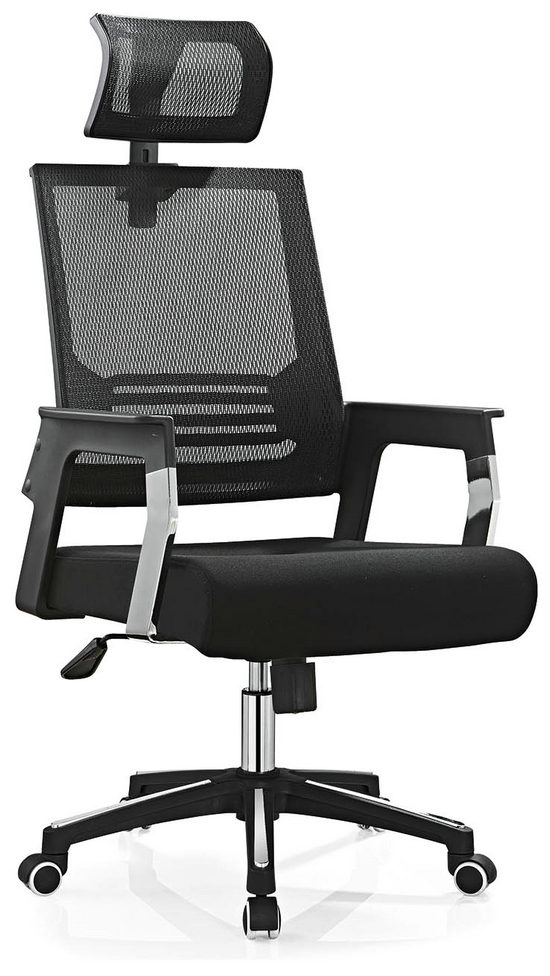 low price comfortable mesh fabric ergonomic best gaming computer office chair Foshan supplier -3
