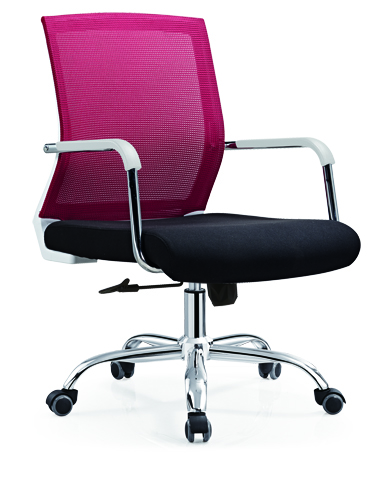 mesh staff operator chair swivel lift office computer chair for sale -2
