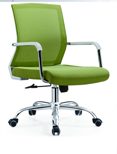 mesh staff operator chair swivel lift office computer chair for sale -3