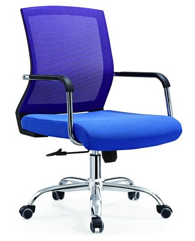 mesh staff operator chair swivel lift office computer chair for sale -4