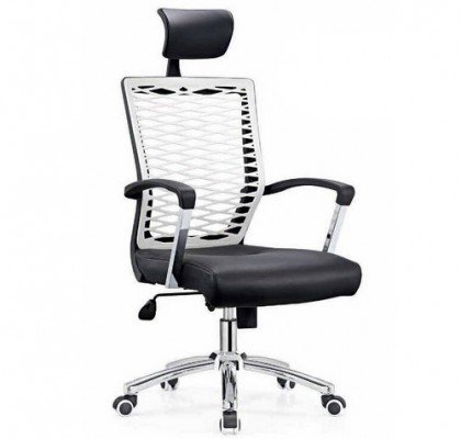 Modern plastic back ergonomic office chair China wholesale plastic frame conference meeting room chairs
