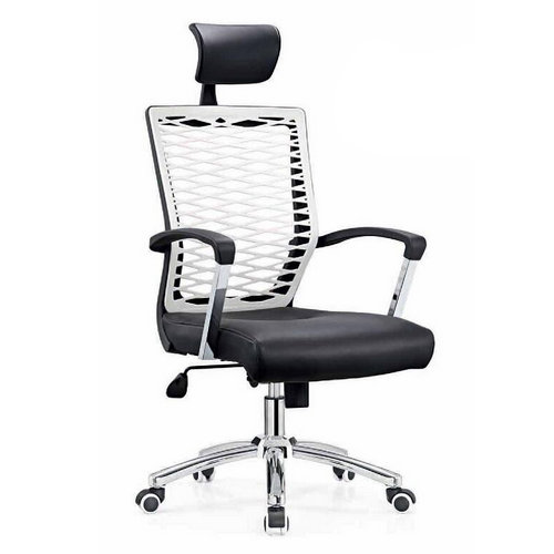 new design plastic back ergonomic office chair China wholesale plastic frame conference meeting room chairs -1