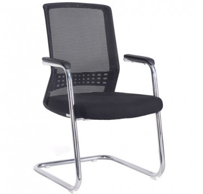 Foshan Factory Low Price mesh ergonomic conference meeting room office chairs visitor chair
