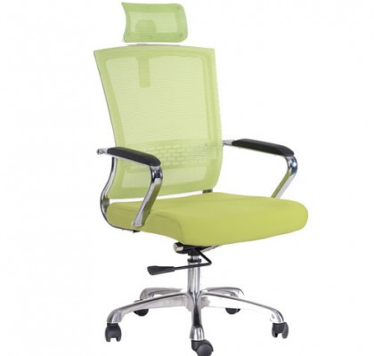 High Back Green Ergonomic Home Office Work Furniture Desk Swivel Mesh office Chair