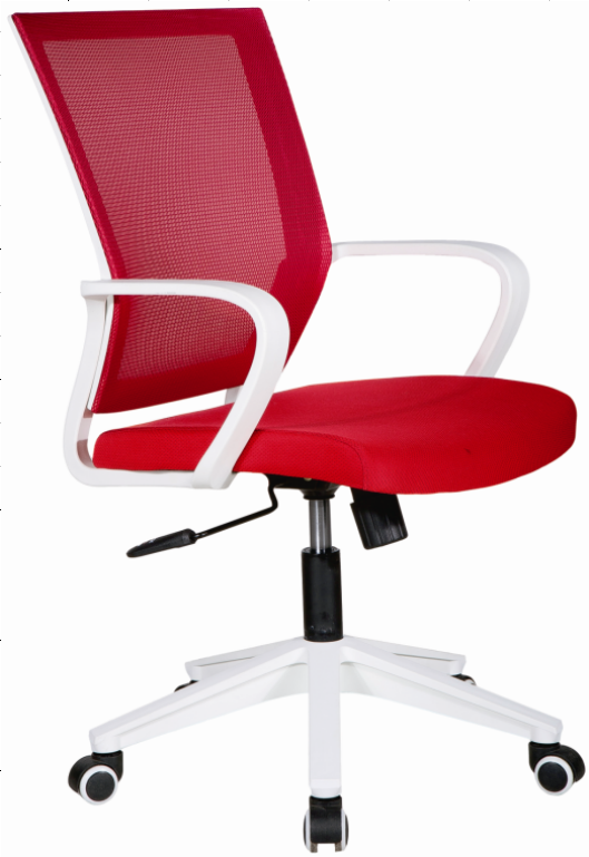 Modern various colors mesh staff chair swivel lift office computer chair for sale -4