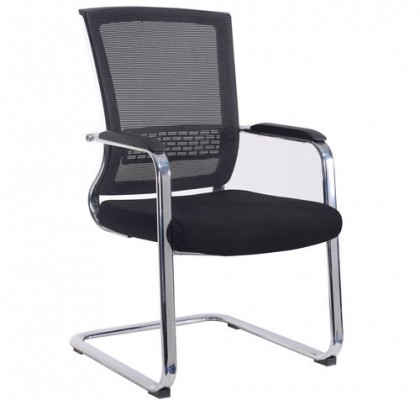 popular ergonomic office room visitor chair boardroom mesh chair meeting chair