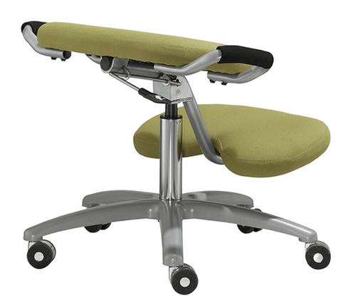 Adjustable home computer stool ergonomic kneeling office chair for backache people -2