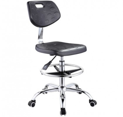Cheap School Laboratory Room Industrial Chair Computer Lab Chair With Wheels