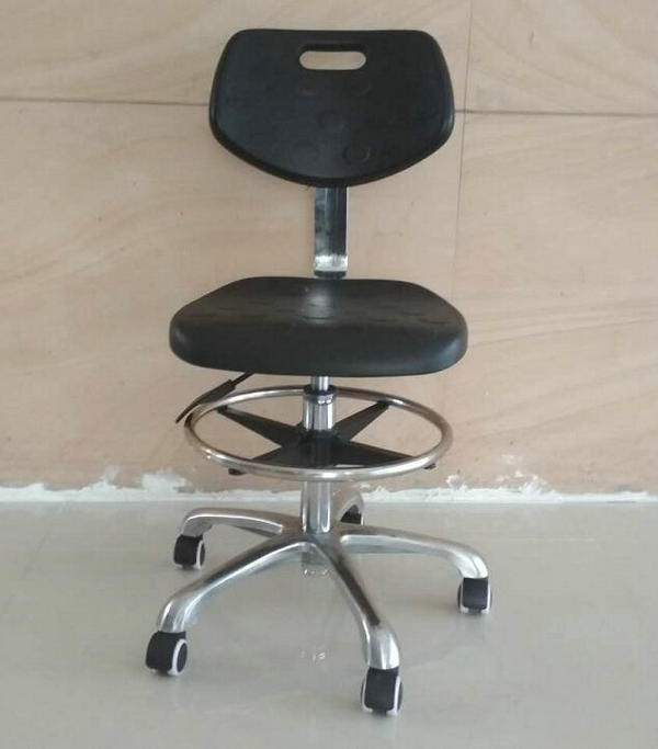 Cheap School Laboratory Room Industrial Chair Computer Lab Chair With Wheels -2