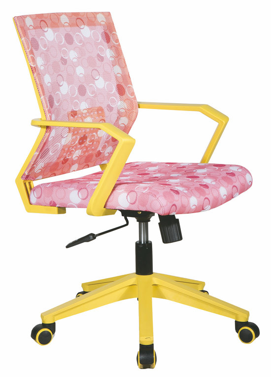 Made in China employees swivel lift mesh ergonomic office furniture task chair -3