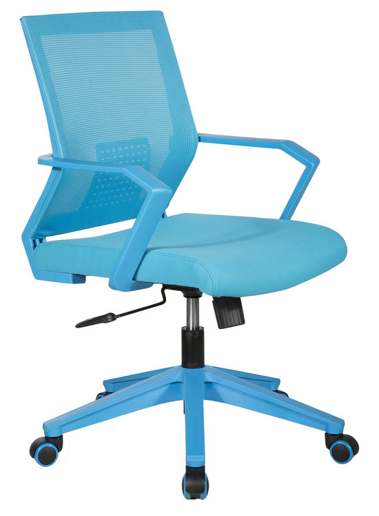 Made in China employees swivel lift mesh ergonomic office furniture task chair -4