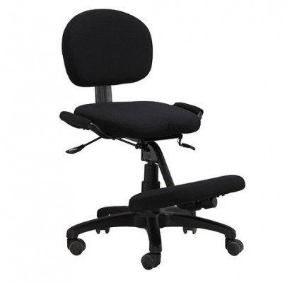 China ergonomic kneeling chairs height adjustable office staff computer stools