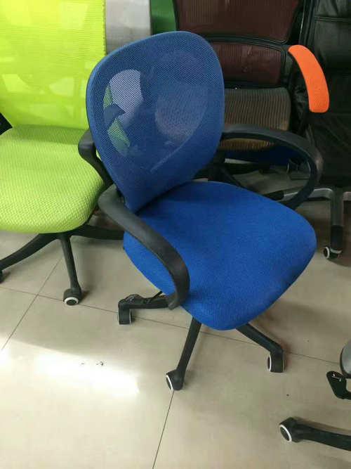 foshan high quality ergonomic computer office chair mesh staff task operator chairs -1