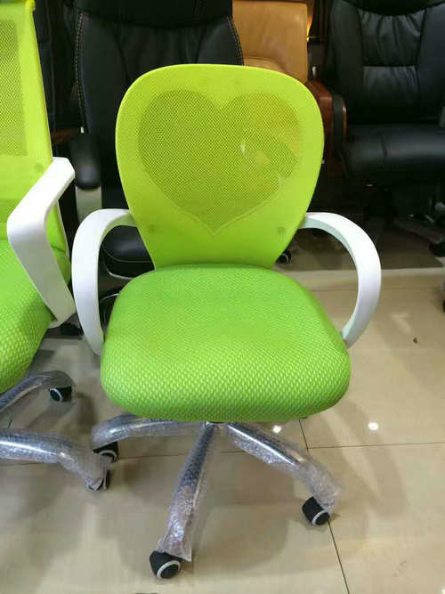 foshan high quality ergonomic computer office chair mesh staff task operator chairs -2