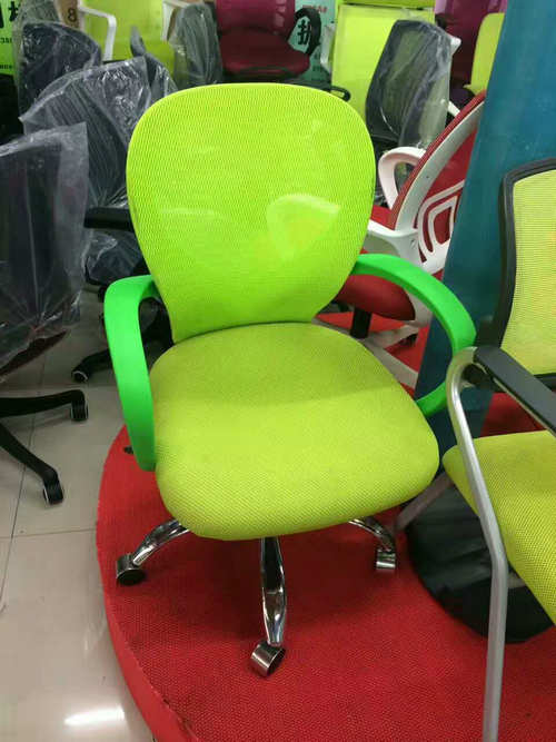 foshan high quality ergonomic computer office chair mesh staff task operator chairs -3