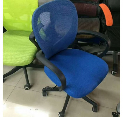 China factory high quality ergonomic computer office chair mesh staff task operator seating