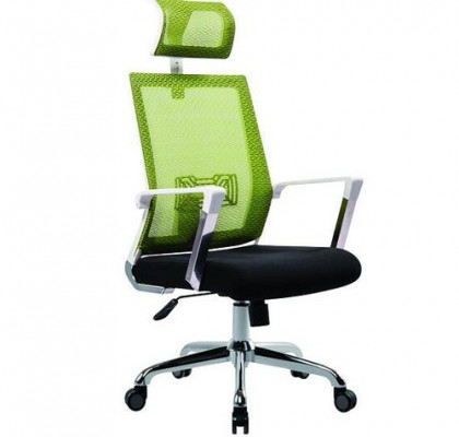 high back full mesh back swivel lift ergonomic office chair lumbar support computer seats