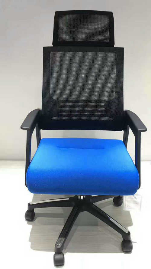 Foshan wholesale durable superior nylon frame office chair with wheels for project -2