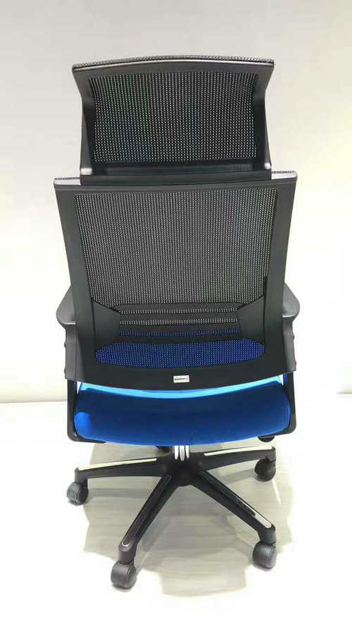 Foshan wholesale durable superior nylon frame office chair with wheels for project -3