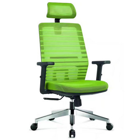 Alibaba High Quality Comfortable Function Office Mechanism Recline High Back Lift Swivel Mesh Chair -1