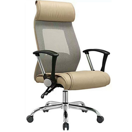 China furniture manufacturer high back office computer armchair movement mesh seats -1