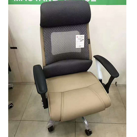 China furniture manufacturer high back office computer armchair movement mesh seats -5