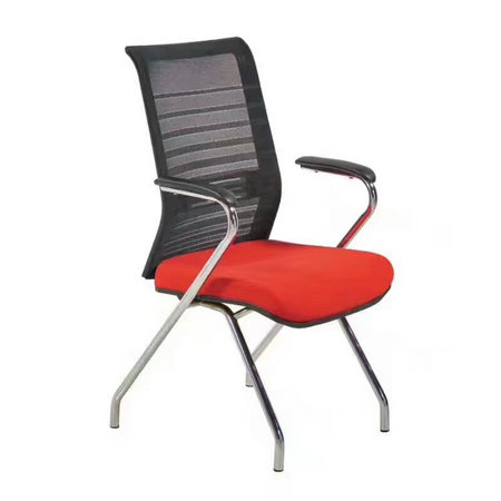 High Quality Mesh Back Office Reception Conference Cantilever Visitor Chair in Alibaba -1