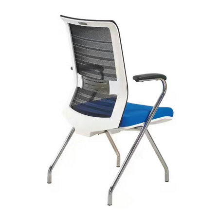 High Quality Mesh Back Office Reception Conference Cantilever Visitor Chair in Alibaba -2