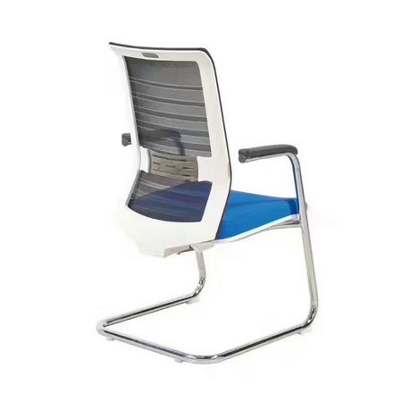 High Quality Mesh Back Office Reception Conference Cantilever Visitor Chair in Alibaba -4