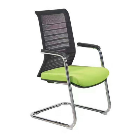 High Quality Mesh Back Office Reception Conference Cantilever Visitor Chair in Alibaba -5